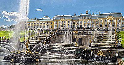 Explorando Os Tesouros Da Rússia: As Sete Maravilhas Da Rússia