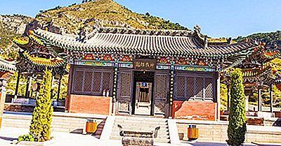 Las Cinco Montañas Sagradas De China