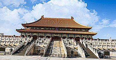 Den Förbjudna Staden I Kina