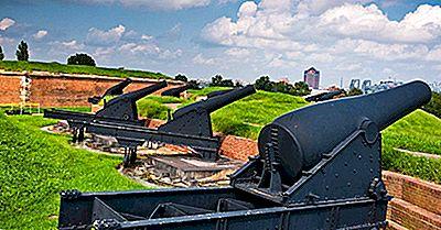 Fort Mchenry - Viktige Steder I Vår Historie