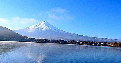 Parque Nacional Fuji-Hakone-Izu, Japão - Lugares Únicos Ao Redor Do Mundo