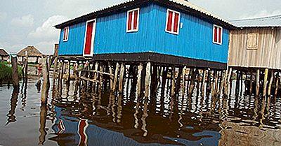 Ganvie, Benin - Lugares Únicos En El Mundo