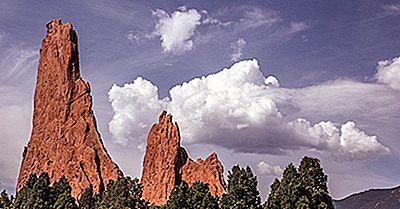 Garden Of The Gods, Colorado - Lieux Uniques À Travers Le Monde