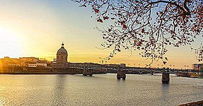 Rio Garonne - Maravilhas Naturais Da Europa