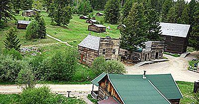 Geisterstädte Von Amerika: Granat, Montana