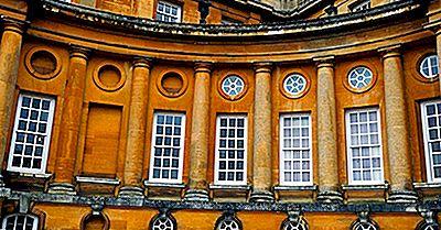 O Palácio Grand Blenheim Na Inglaterra: Um Patrimônio Mundial Da Unesco No Reino Unido