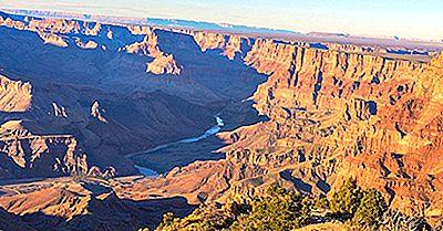 Parco Nazionale Del Grand Canyon, Arizona - Luoghi Unici In Tutto Il Mondo