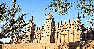 La Gran Mezquita De Djenné: El Edificio De Barro Más Grande Del Mundo