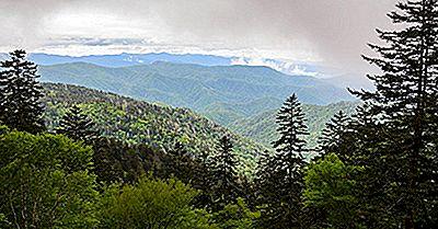 Great Smoky Mountains Nationalpark - Einzigartige Orte Auf Der Ganzen Welt