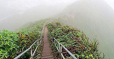 The Haiku Stairs, Hawaii - Lugares Únicos En El Mundo