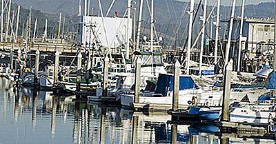 Half Moon Bay, San Francisco - Unikke Steder Rundt Om I Verden