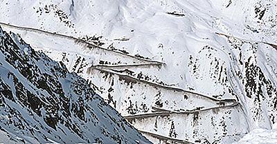 As Estradas Pavimentadas Mais Altas Da Europa