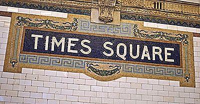 La Storia Di Times Square