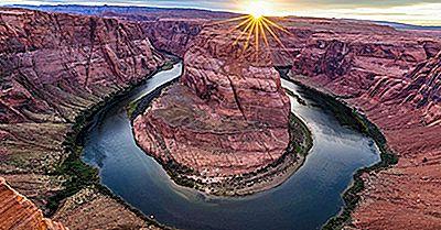 Horseshoe Bend, Arizona - Einzigartige Orte Auf Der Ganzen Welt