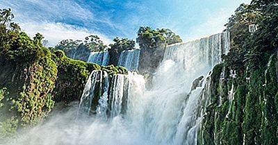 Cascate Di Iguazu, Argentina - Luoghi Unici In Tutto Il Mondo