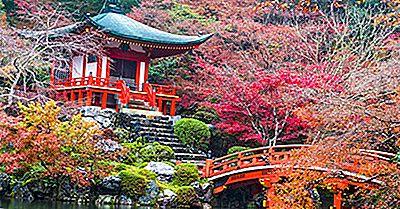 I 25 Templi Più Belli Del Giappone