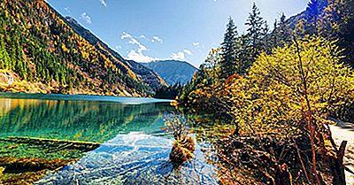 Parco Nazionale Jiuzhaigou - Luoghi Unici In Tutto Il Mondo