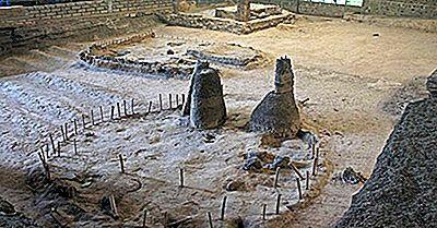 Site Archéologique De Joya De Cerén Au Salvador