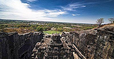 Templo De Kailasa: O Maior Edifício Monolítico Do Mundo