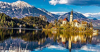 Lago Bled - Lugares Únicos En El Mundo