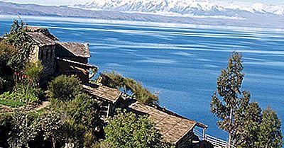 Lac Titicaca, Amérique Du Sud