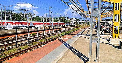 Le Più Lunghe Piattaforme Ferroviarie Nel Mondo
