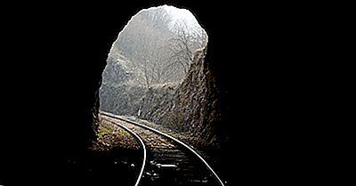 Cele Mai Lungi Tuneluri Feroviare Din Lume