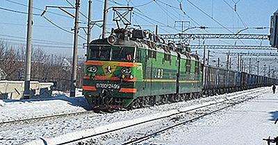 Percorsi Di Servizio Ferroviario Più Lunghi Del Mondo