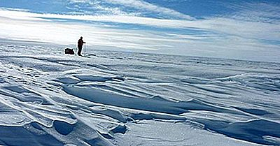The Mcmurdo-South Pole Highway: La Strada Più Australe Del Mondo