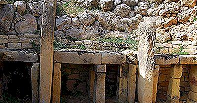 Templos Megalíticos De Malta: Patrimonio De La Humanidad De La Unesco