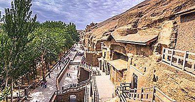Grotte Di Mogao - Patrimonio Mondiale Dell'Unesco In Cina
