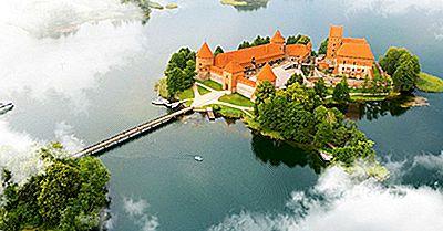I Castelli Più Belli D'Europa