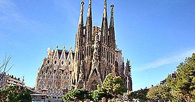 As Atrações Mais Visitadas Em Barcelona