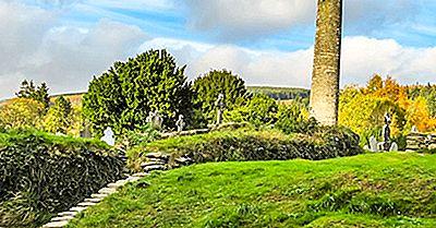 Las Atracciones Turísticas Más Visitadas En Irlanda
