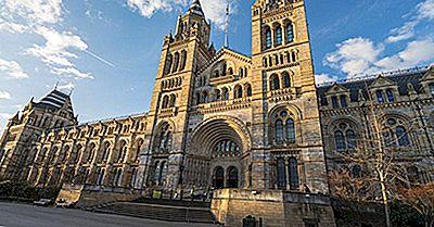 Os Museus Mais Visitados Do Reino Unido
