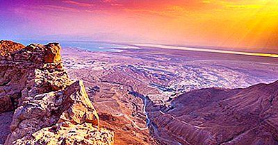 Die Meistbesuchten Bezahlten Touristischen Attraktionen In Israel