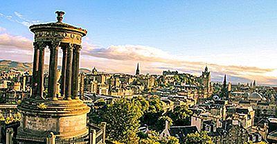 Os Destinos Turísticos Mais Visitados Da Escócia