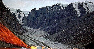 Nationale Parken Van Denemarken En Groenland