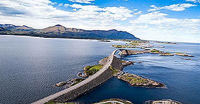 Rutas Turísticas Nacionales De Noruega