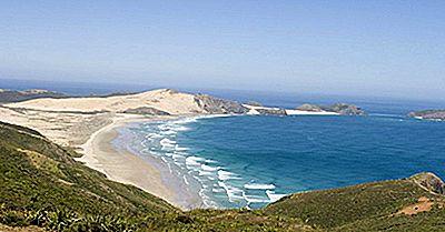 Ninety Mile Beach, Neuseeland - Einzigartige Orte Auf Der Ganzen Welt
