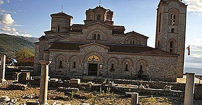 Ohrid - Antica Città In Macedonia