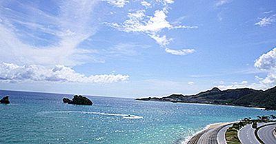 Ilha De Okinawa No Japão