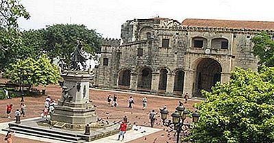 Old Santo Domingo - Colonial City Nella Repubblica Dominicana