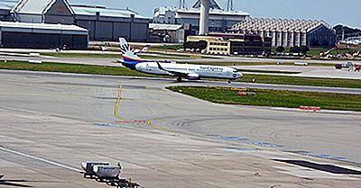 Los Aeropuertos Más Antiguos Del Mundo