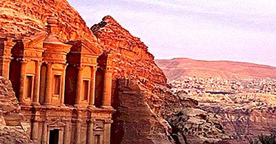 Petra, Jordânia - Viagens Turismo