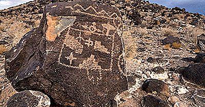 Monumento Nacional Petroglyph - Lugares Únicos En América Del Norte
