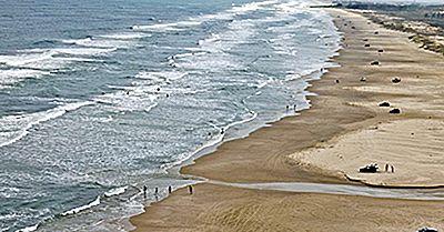 Praia Do Cassino Beach, Brasilien - Unika Platser Runt Om I Världen
