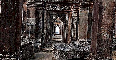 Templo De Preah Vihear, Camboya