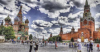 Den Bemerkelsesverdige Verdensarvbyene I Russland