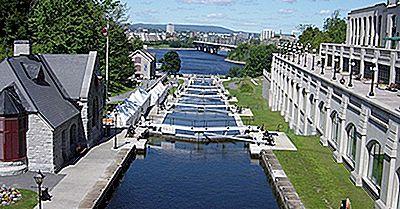 El Canal Rideau: Un Sitio Del Patrimonio Mundial De La Unesco En Canadá